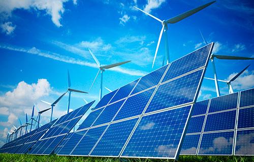 可再生能源发展实现历史巨变
